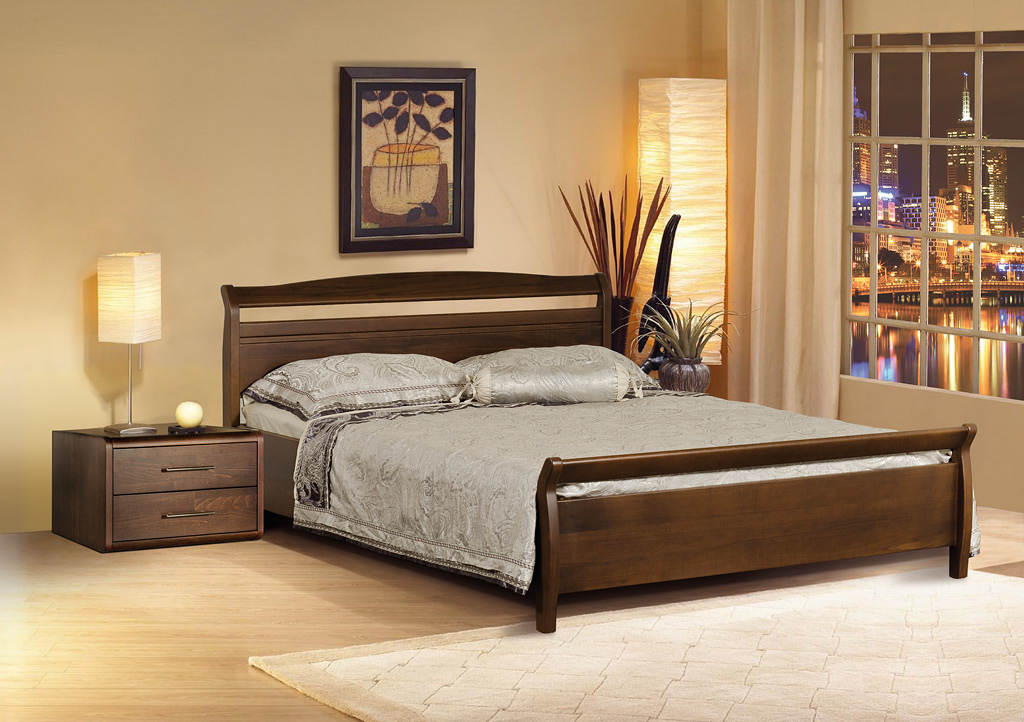 купить кровать из массива бука обрезать малину зиму