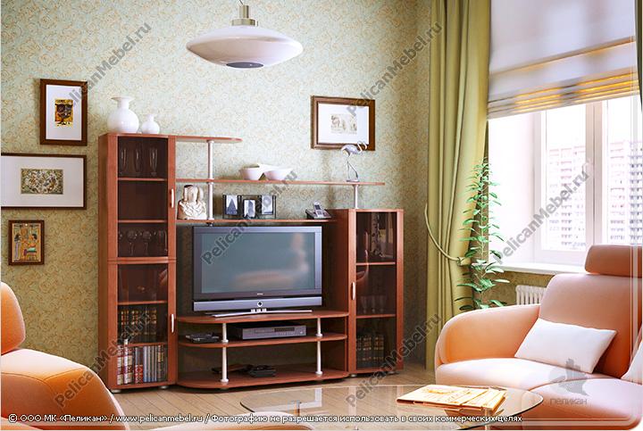 Корпусная Мебель Для Гостиной Лагуна Москва